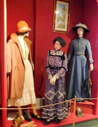 Museum costumes
